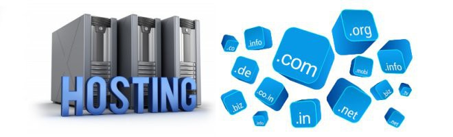 Domain & Website Hosting