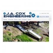 J.A. COX ENGINEERING