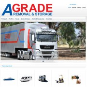 AGRADE REMOVALS & STORAGE